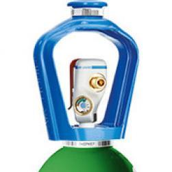 alphagaz™ auto aire botella smartop l50